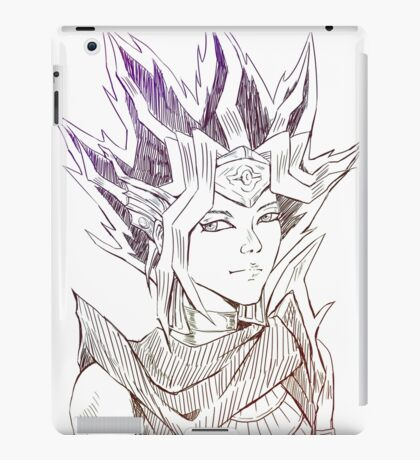 Atem iPad Case/Skin