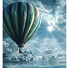 Ballooning  by Cliff Vestergaard
