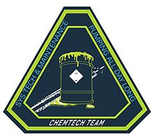 Chemtrail Technical and Maintenance Team by Downwind