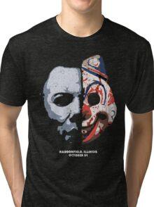 Halloween Michael Myers Tri-blend T-Shirt