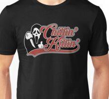 Ghostface Chillin' & Killin' Unisex T-Shirt