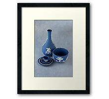 Always in Style Framed Print