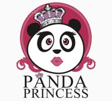 Panda Princess Kids Clothes