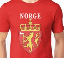Norge Norway National Game Design Unisex T-Shirt
