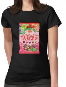 Jelly beans Kawaii Sweets buy me please sweets Womens Fitted T-Shirt
