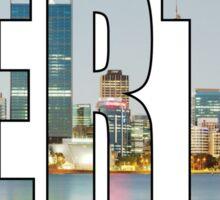Perth Sticker