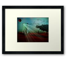 The Prophet:  Truth Framed Print