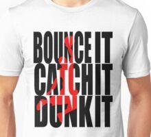Dunk Basketball Shirt black  Unisex T-Shirt