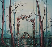 Gate Of Dreams by Krystyna Spink