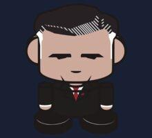 Mitt Romneybot 1.0 Kids Tee