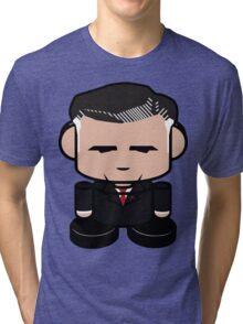 Mitt Romneybot 1.0 Tri-blend T-Shirt