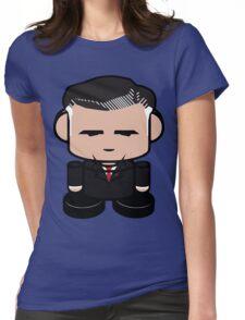 Mitt Romneybot 1.0 Womens Fitted T-Shirt