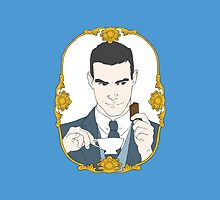Tea Time for Sherlock - Jim Moriarty by penelope-anne