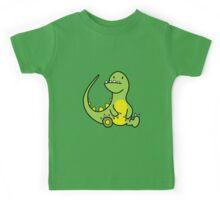 The Little Fat Dino Kids Tee