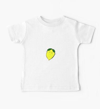 The Happy Lemon Baby Tee