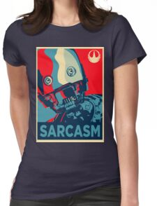 Star Wars : Rogue One - K-2SO Womens Fitted T-Shirt