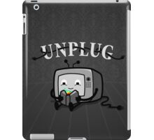 Unplug iPad Case/Skin