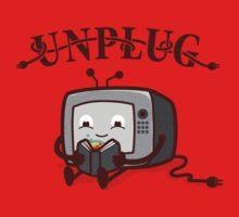 Unplug Baby Tee