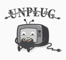 Unplug One Piece - Long Sleeve