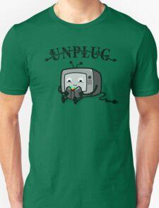 Unplug Unisex T-Shirt