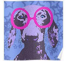 Nerdachshund Poster