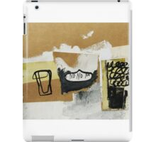 life is all about choices iPad Case/Skin