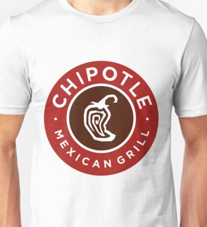 Chipotle Logo Unisex T-Shirt