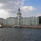 Kunstkamera museum, St.Petersburg by Elena Skvortsova