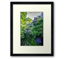 Bendigo Creek Framed Print
