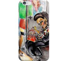 Ginza Lady iPhone Case/Skin