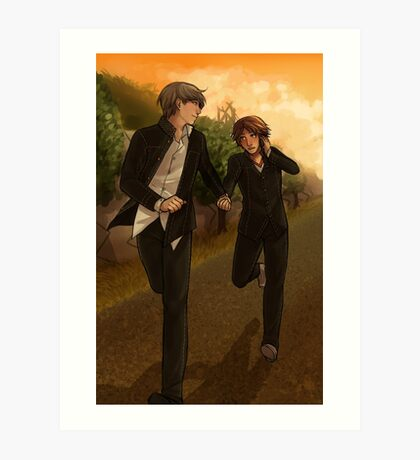 Souyo Painting Art Print