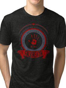 Dark Brotherhood - Falkreath Tri-blend T-Shirt