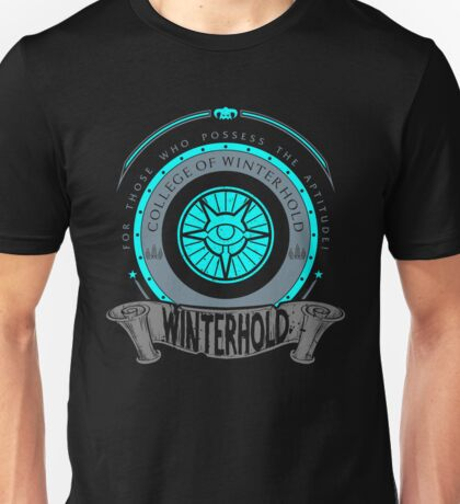 College of Winterhold - Winterhold Unisex T-Shirt