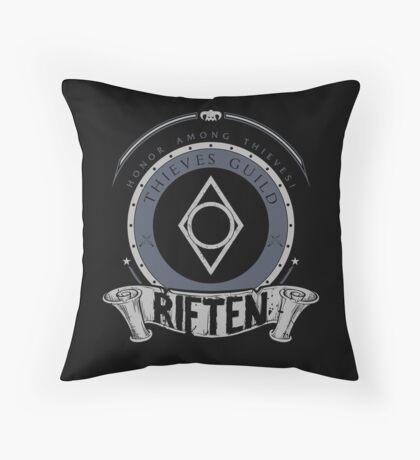 Thieves Guild - Riften Throw Pillow