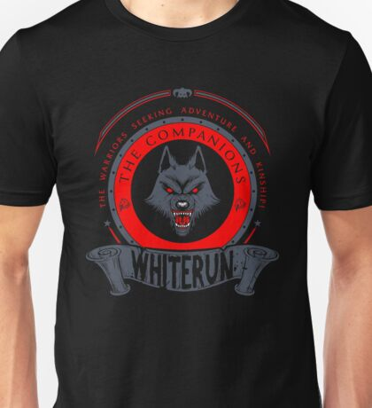 The Companions - Whiterun Unisex T-Shirt