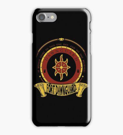 Dawnguard - Fort Dawnguard iPhone Case/Skin