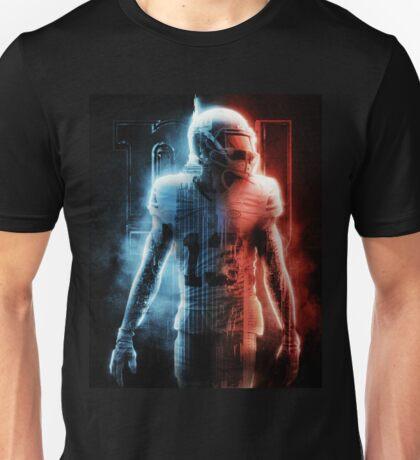 Odell Beckham Jr New York Football Artwork Unisex T-Shirt