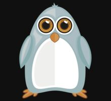 Baby Blue Penguin 2 Kids Clothes