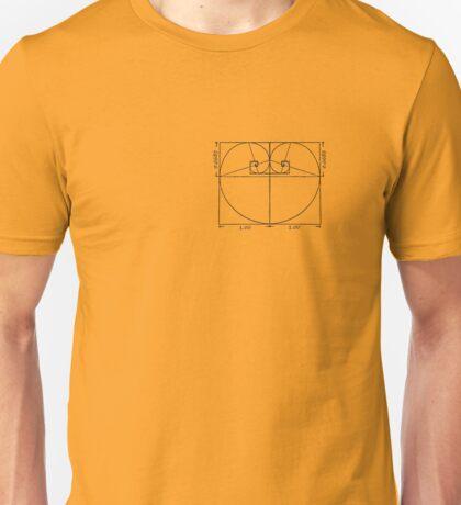 The Golden Ratio Unisex T-Shirt