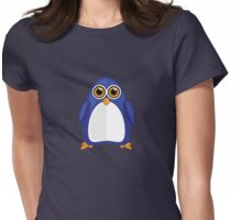 Blue Penguin Womens Fitted T-Shirt