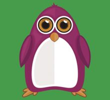 Violet Penguin Kids Clothes