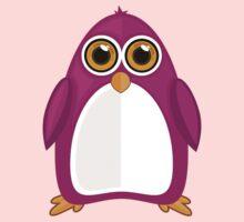 Violet Penguin Kids Clothes