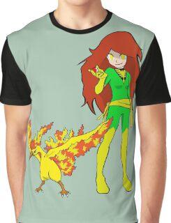 Moltres & Phoenix Graphic T-Shirt