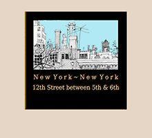 Greenwich Village Roofscape  T-Shirt