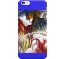 Let your spirit receive the message iPhone Case/Skin