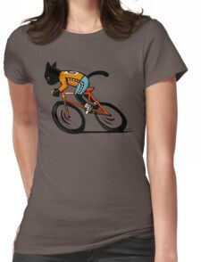 Cycle sport Womens Fitted T-Shirt