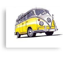Volkswagen T1 Canvas Print