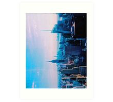 NYC Skyline 1  Art Print