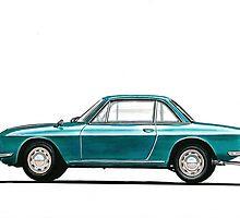 Lancia Fulvia by BSJC