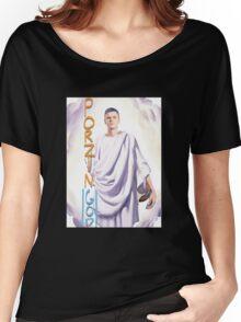 kristaps porzingis Women's Relaxed Fit T-Shirt